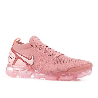 W Nike Air Vapormax Flyknit 2 'Moho rosa' - 942843 - 600 - zapatos