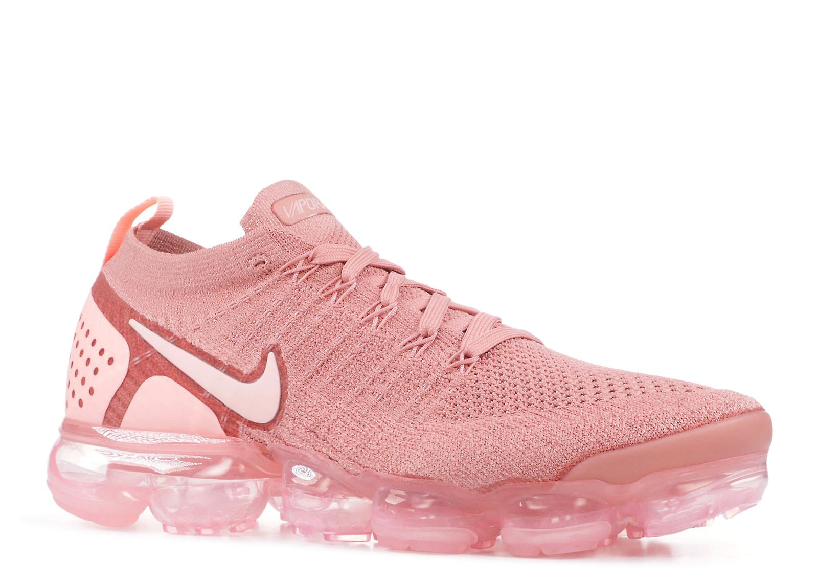 W Nike Air Vapormax Flyknit 2  Rose d'épaves  - 942843 - 600 - chaussures