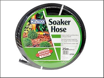Hozelock Standard Soaker Hose 25 Metre 12.5 mm 12.5mm (1/2in) Diameter