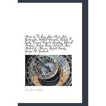 إبطال اليوم جون موير جون بوروز جرنفل ويلفريد روبرت ف. سكوت صمويل بيربونت لانغ باركمان & مريم رشيد