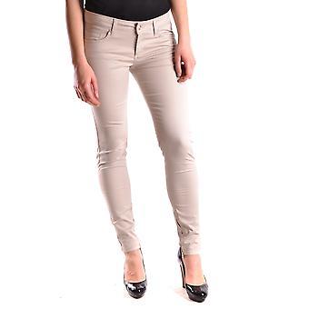 Liu Jo Beige Cotton Jeans