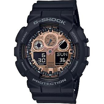 Casio G-Shock GA-100MMC-1AER watch - watch R sinus anti-schok man/vrouw
