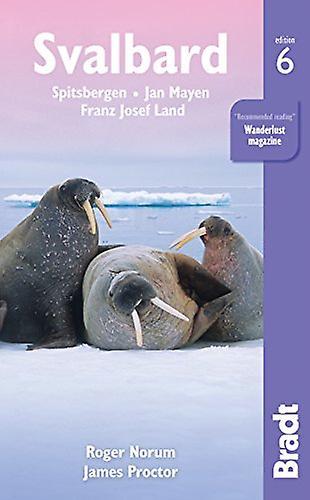 Svalbard (Spitsbergen) - with Franz Josef Land and Jan Mayen by Roger