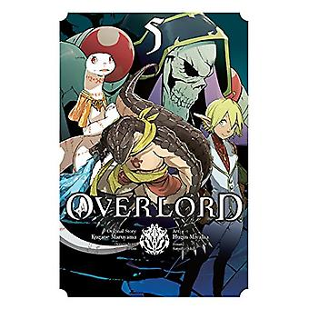 Overlord - Vol. 5 (manga) by Kugane Maruyama - 9780316517232 Book