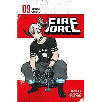 Fire Force 9 by Atsushi Ohkubo - 9781632365484 Book