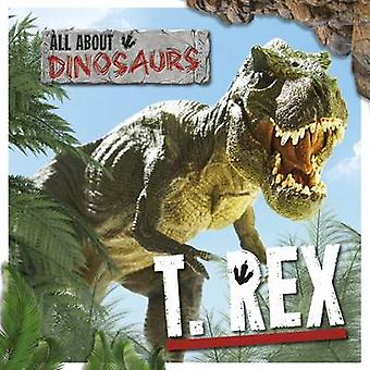 T-Rex by Amy Allatson - 9781786370419 Book