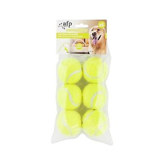 6 Pack All For Paws Interactive Replacement Balls