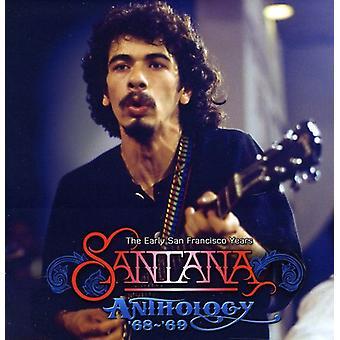 Santana - Anthology '68-'69-the Early San Fr [CD] USA import