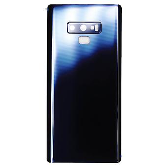 SG Note 9 Ocean blå bagside Cover & kamera linse | iParts4u