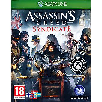 Assassin's Creed Syndicate Nordic - Xbox One