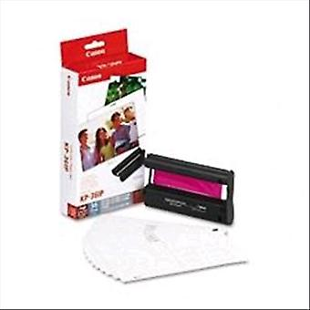 Canon cp kp-36ip kit 36 sheets photo paper 10x15 retro postcard + cartridge 36 photo for canon selphy