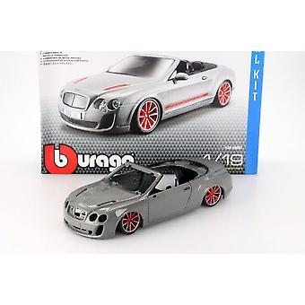 Burago Bentley Continental Supersports Convertible Isr