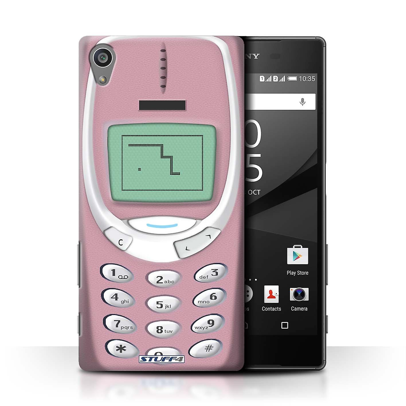 Stuff4 Case Cover For Sony Xperia Z5 5 2 Pink Nokia 3310
