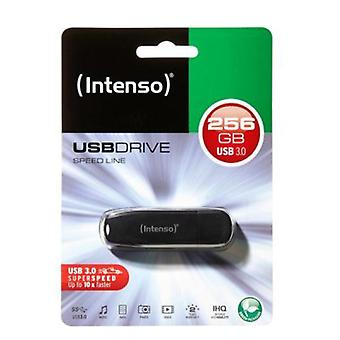 Pendrive INTENSO 3533492 256 GB USB 3.0 black
