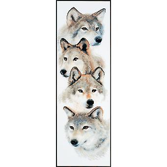 The Pack Counted Cross Stitch Kit 7
