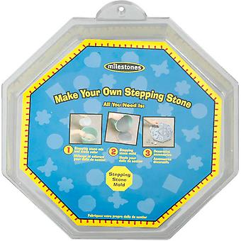 Stepping Stone Mold Octagon 12