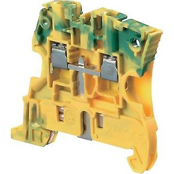 PG terminal 5.2 mm Screws Configuration: Terre Green-yellow ABB 1SNK 505 150 R0000 1 pc(s)