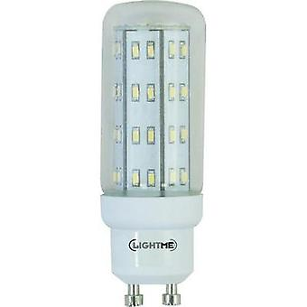 LED GU10 Bulged 4 W = 35 W Warm white (Ø x L) 29 mm x 82 mm EEC: A++ LightMe 1 pc(s)