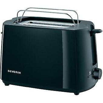 Toaster with built-in home baking attachment Severin AT2287 Black