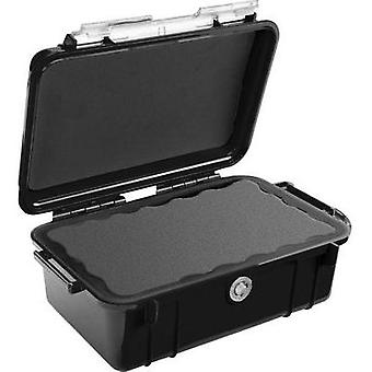 PELI Ourtdoor box 1050 1 l (W x H x D) 191 x 79 x 129 mm Black 1050-025-110E