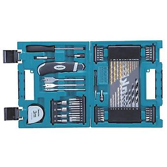 Makita D-33691 Accessories 71 Pieces Briefcase