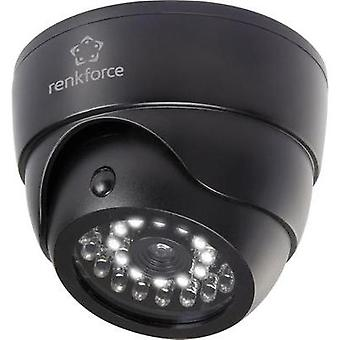 Dummy camera with motion detector, with IR spotlight renkforce 1325938