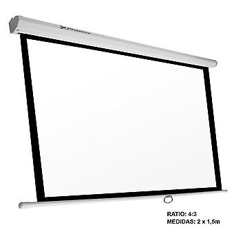 Phoenix Technologies Manual screen Beamer 100'' Ratio
