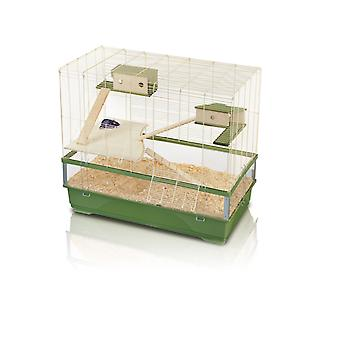 Plexi 100 Mid Wood Rat Cage 100x87x54.5cm