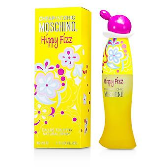 Moschino Cheap & chique hippie Fizz Eau De Toilette Spray 50ml/1.7 oz