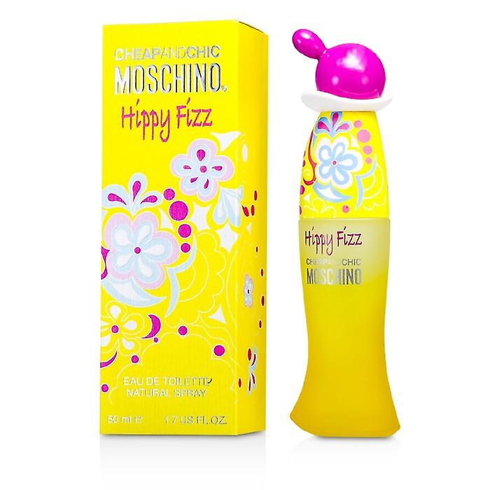Moschino Cheap & Chic Hippy Fizz Eau De Toilette Spray 50ml/1. 7 oz