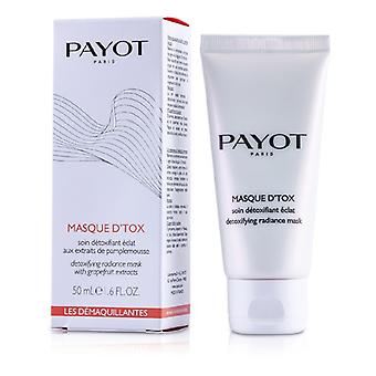 Payot Les Demaquillantes Masque DTox Detoxifying Radiance Mask 50ml/1.6oz