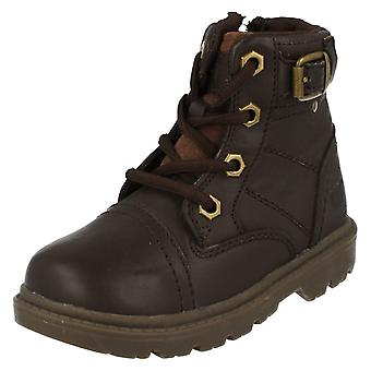 Boys Cat Casual Lace Up Boots Towson