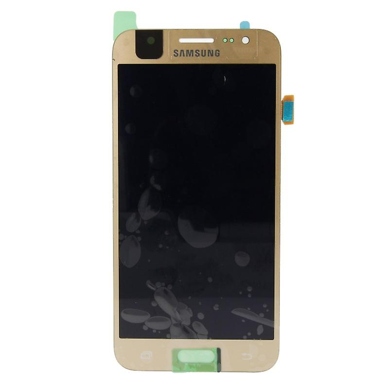 Ecran lcd complet set gh97 17667 c or pour samsung galaxy for Photo ecran samsung j5