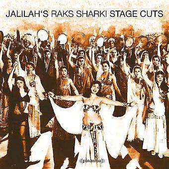 Jalilah - Raks Sharki: Scene nedskæringer [CD] USA import
