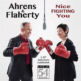 Ahrens & Flaherty - Nice kæmper du: 30th Anniversary Celebration [CD] USA import