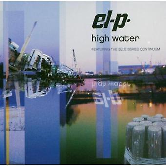 El-P - højvande (Mark) [CD] USA importerer