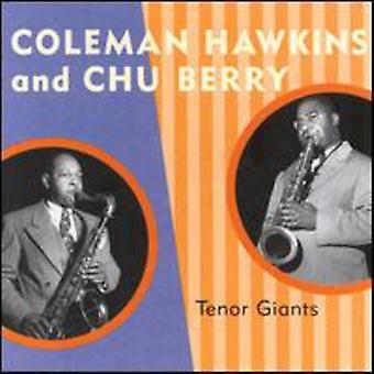 Hawkins/bær - Tenor giganter [CD] USA import