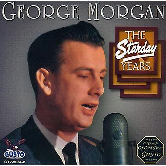 George Morgan_ - Starday Years [CD] USA import
