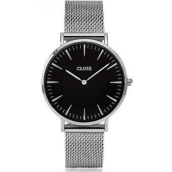 Watch Cluse Bohemia CL18106 - Milanese mixed money