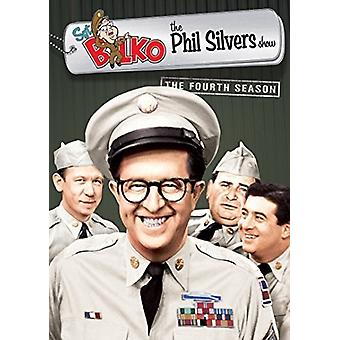 Sgt Bilko - le Phil Silvers Show : importation USA Final Season [DVD]