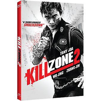 Kill Zone 2 [DVD] Stati Uniti importare