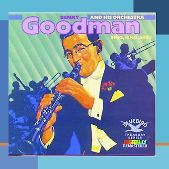 Benny Goodman - Sing Sing Sing [CD] USA import