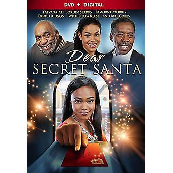 Dear Secret Santa [DVD] USA import