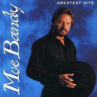 Moe Bandy - Greatest Hits [CD] USA import