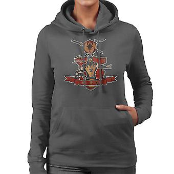 Shirai Ryu Mortal Kombat Women's Hooded Sweatshirt