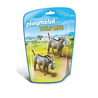 Playmobil 6941 Warthogs (Toys , Dolls And Accesories , Miniature Toys , Animals)