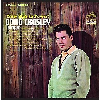 Doug Crosley - New Star in Town! [CD] USA import