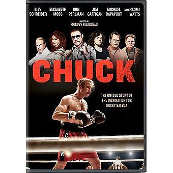 Chuck [DVD] USA import