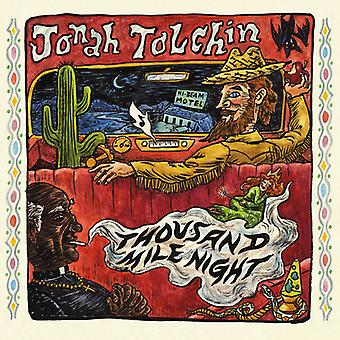 Jonah Tolchin - Thousand Mile Night [CD] USA import
