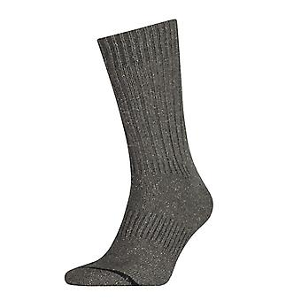 Levi's Regular Socks - Middle Grey Melange UK 911